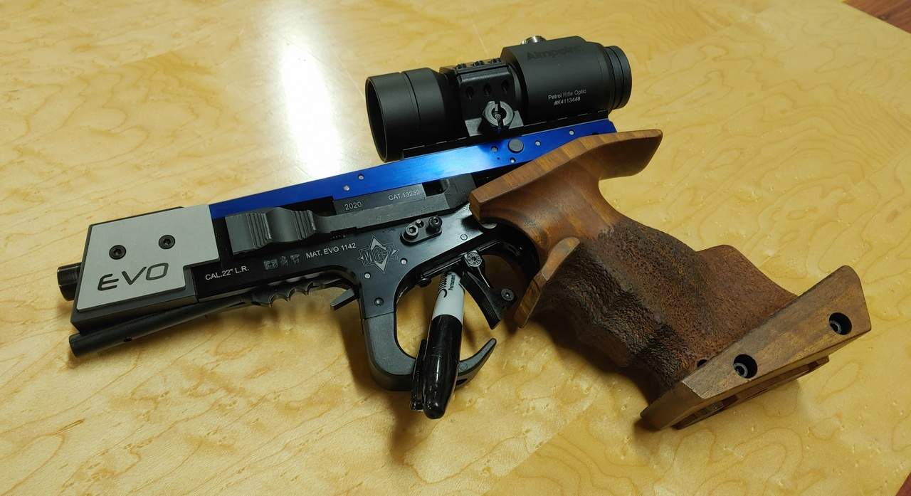 Matchguns MG2 First Impressions 02112110