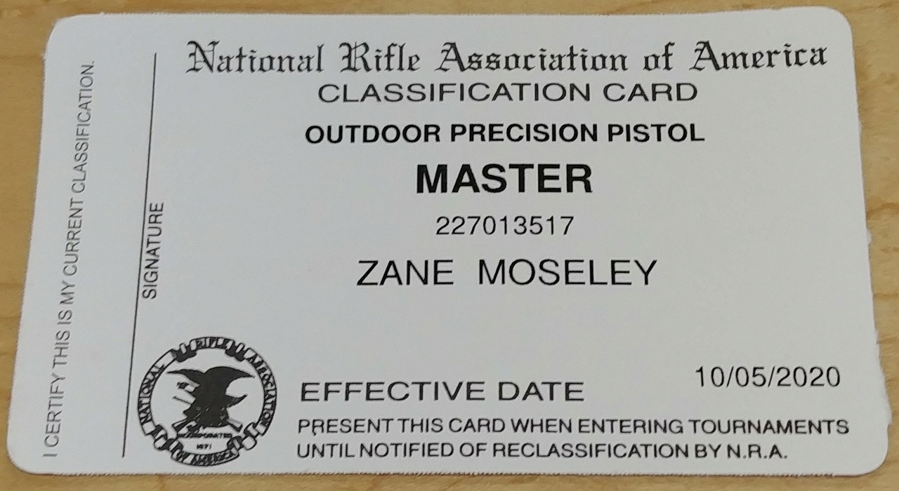 Finally made Master. 09292010